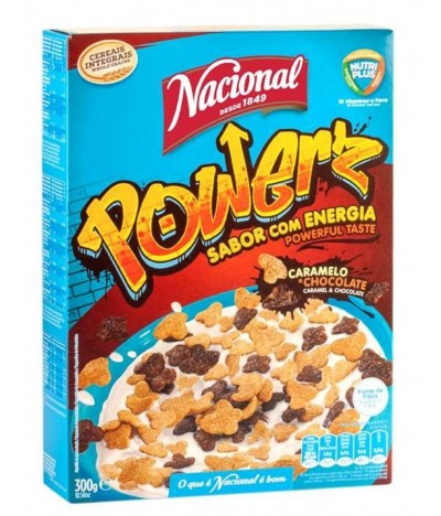 Cereales Power!z Nacional