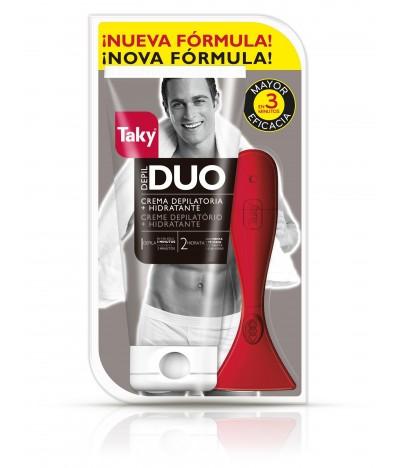 Creme Depilatório para Homem Duo Taky