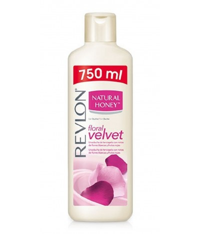 Natural Honey Gel Banho Floral Velvet 750ml