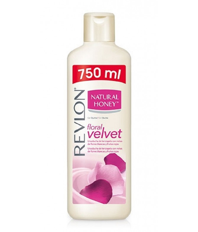 Natural Honey Gel Baño Floral Velvet 750ml