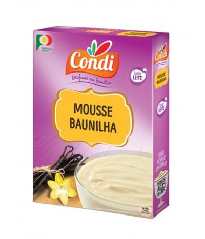 Condi Mousse de Baunilha 60gr