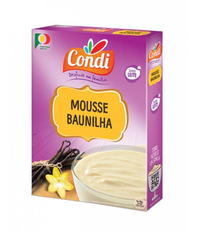 Condi Mouse de Vainilla 60gr