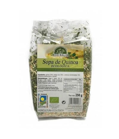 Int-Salim Sopa de Quinoa BIO 250gr