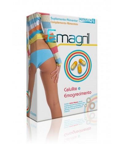 Nutriflor Emagril Celulite & Emagrecimento 60un