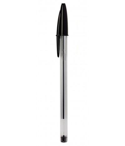 Bic Cristal Esferográfica Medium PRETA 1un