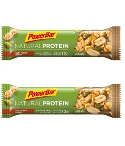PACK 2 Powerbar Barrita Amendoim 40gr