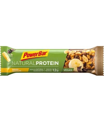 Powerbar Barita Plátano & Chocolate 40gr
