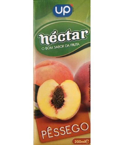 UP Néctar Pêssego 200ml