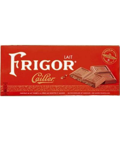 Cailler Frigor Chocolate Leite & Amêndoas 100gr