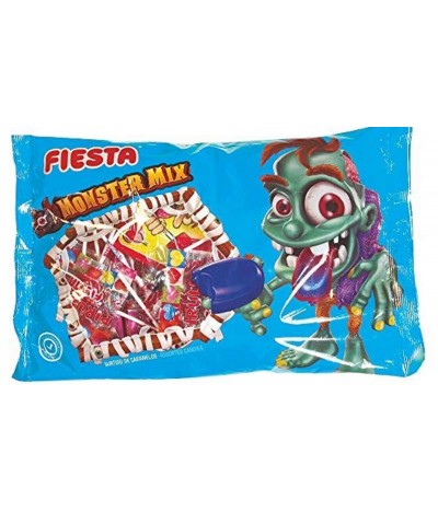 Fiesta Bolsa Piñata Monster Mix 1kg