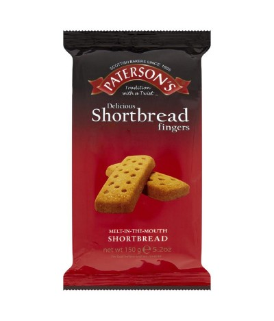Shortbread Fingers Patersons