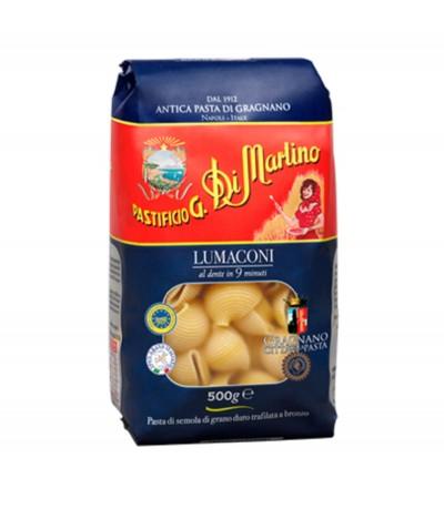Pastificio di Martino Pasta Lumaconi 500gr