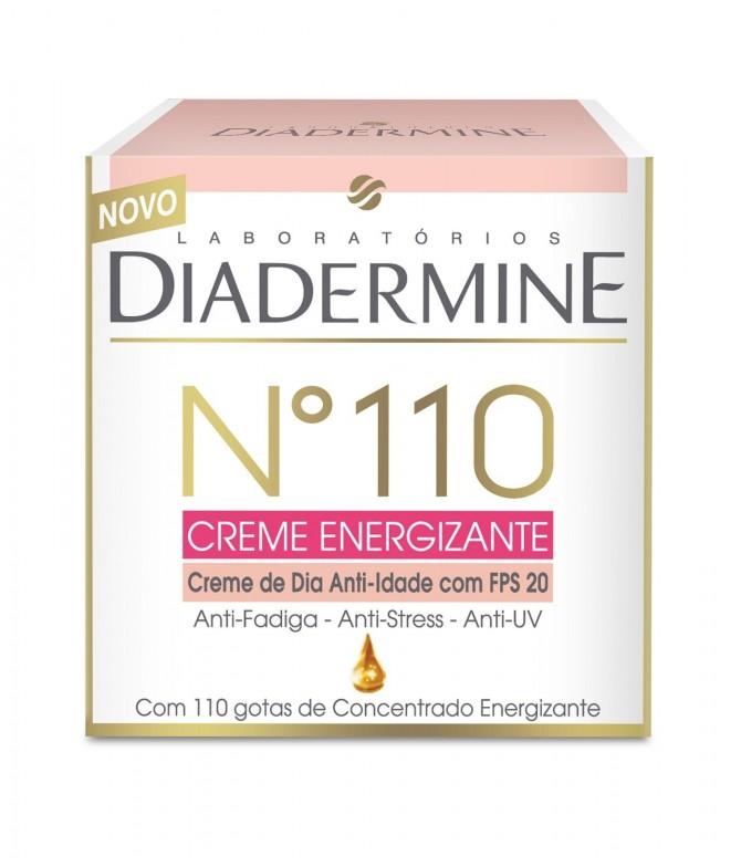 Diadermine Nº110 Creme Energizante DIA 50ml