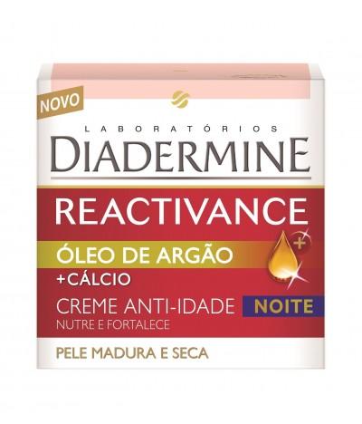 Diadermine Reactivance Óleo Argão NOITE 50ml