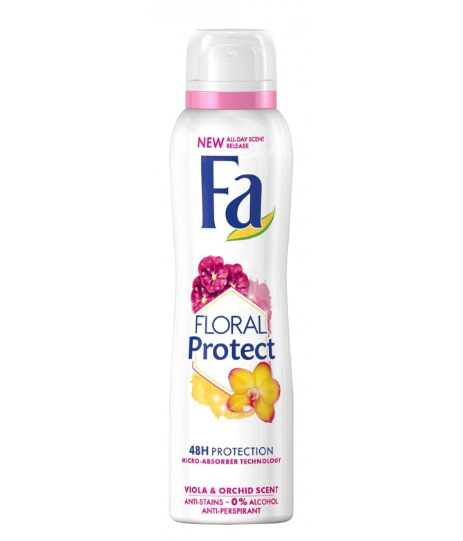 Fa Deo Spray Floral Protect 200ml