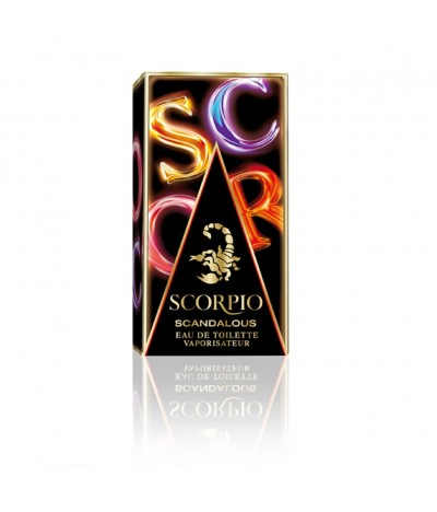 Scorpio Scandalous Eau de Toilette 75ml