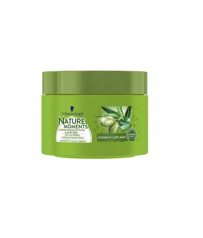 Nature Moments Mascarilla Oliva Aloé Vera 250ml