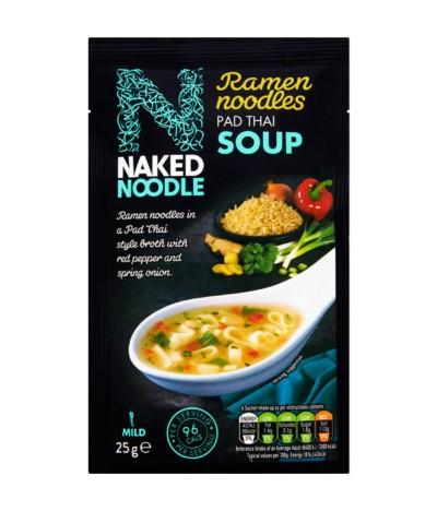Naked Noodle Sopa Pad Thai 25gr