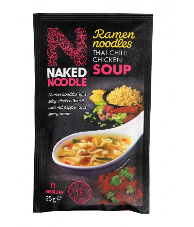 Naked Noodle Sopa Galinha Thai Chilli 25 gr