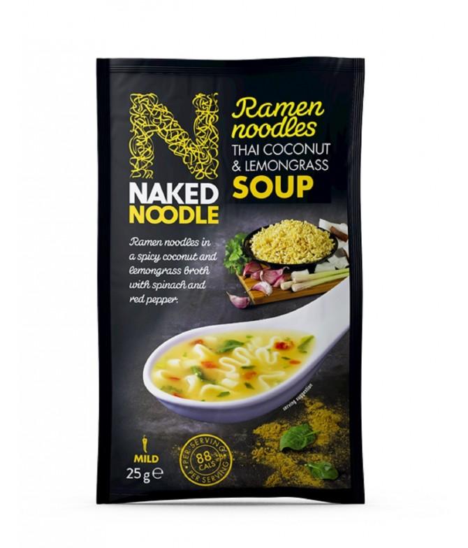 Naked Noodle Sopa Coco & Citronela 25gr