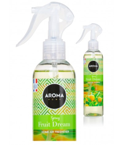 Aroma Home Ambientador Spray Fruit Dream 300ml