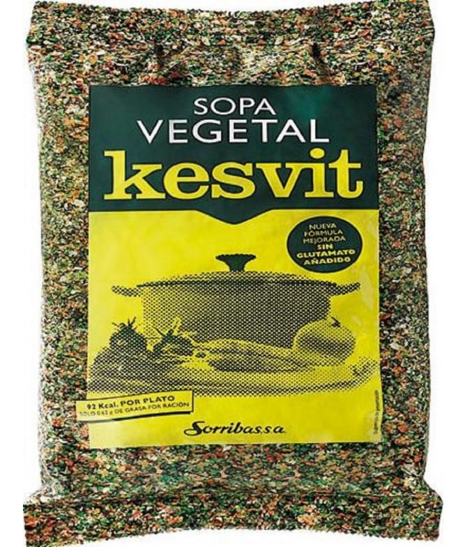 Kesvit Sopa Vegetal 250gr