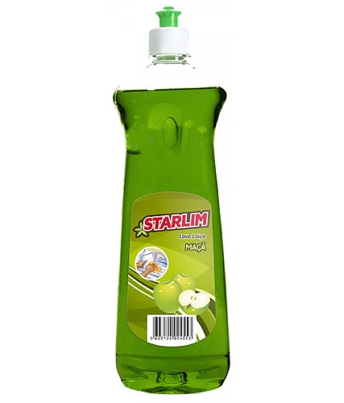 Detergente da Loiça Starlim Maçã