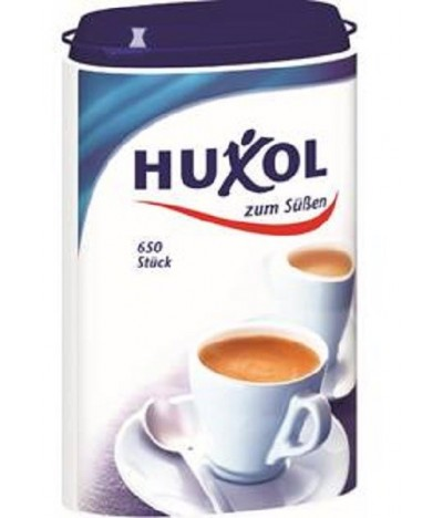 Adoçante Huxol 650 comprimidos