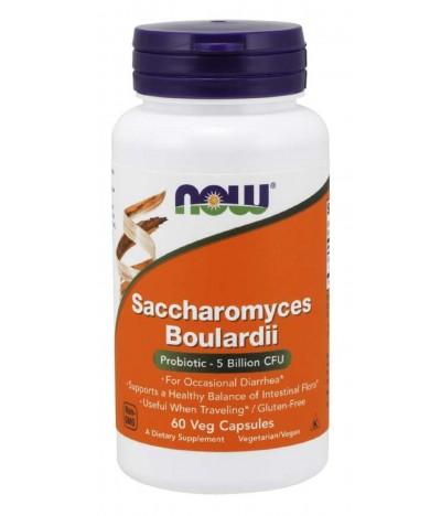 Now Saccharomyces Boulardii INTESTINO 60un