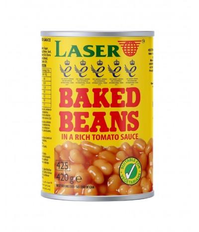 Laser Baked Beans Feijão Estilo Inglês 420gr