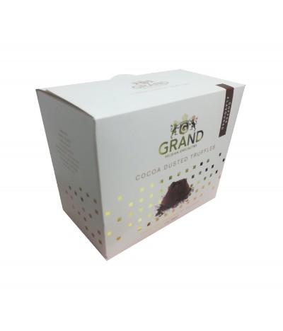 Grand Belgian Trufas de Cacao & Café 200gr