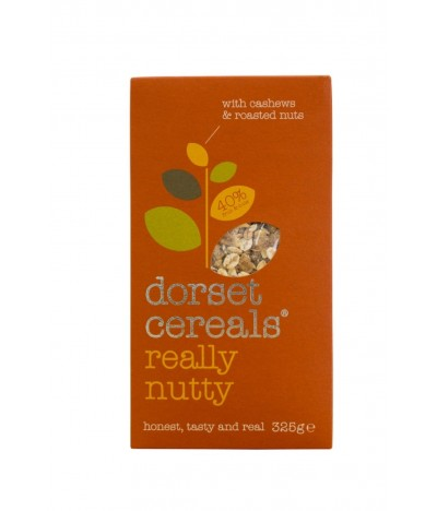 Cereais Realy Nutty Dorset