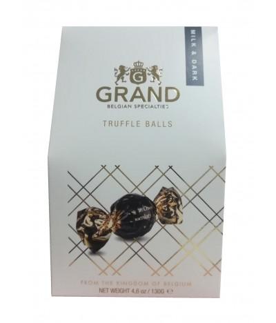 Grand Belgian Trufas Mix Bolas 130gr