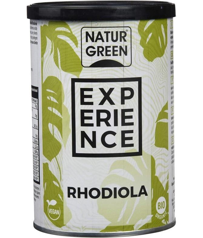 Naturgreen Experience Rhodiola FADIGA BIO 200gr