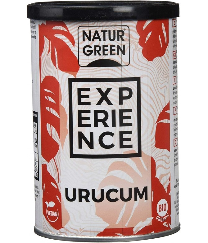 Naturgreen Experience Urucum BIO 200gr
