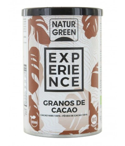 Naturgreen Experience Grãos Cacau BIO 200gr