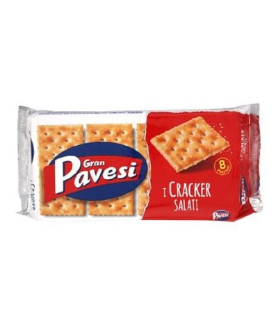 Bolachas Crackers Com Sal
