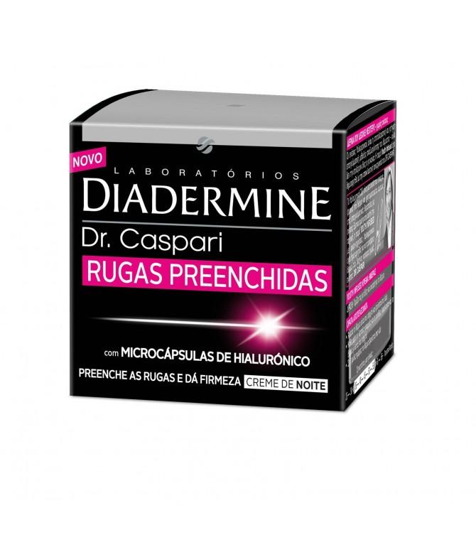 Diadermine Dr.Caspari Rugas Preenchidas NOITE 50ml