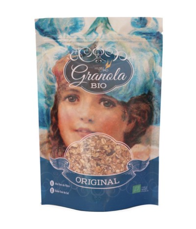 Museu do Pão Granola Original BIO 375gr