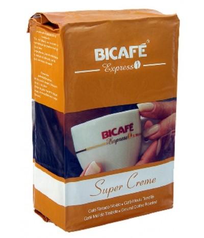 Café Moído Super Creme Bicafé