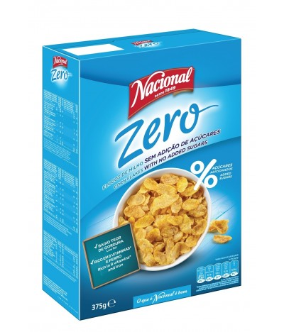 Nacional Cereales Zero% 375gr