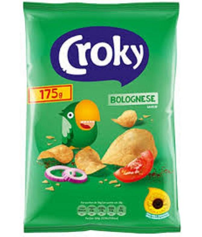 Croky Batata Frita Bolonhesa 175gr