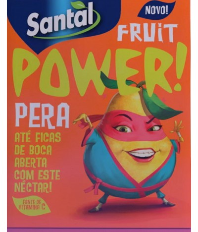 Santal Nectar Fruit Power Pêra 200ml