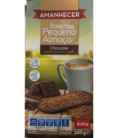 Amanhecer Bolacha Chocolate 300gr