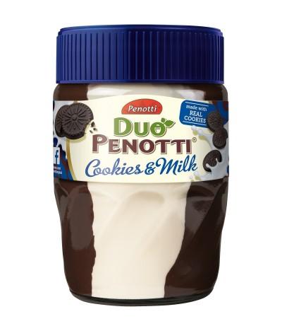Creme de Barrar Duo Cookies & Milk