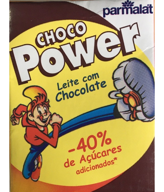Parmalat Leite Choco Power 200ml