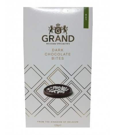 Grand Bites Chocolate & Menta 120gr