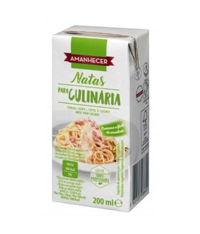 Amanhecer Crema de Leche Culinaria 200ml