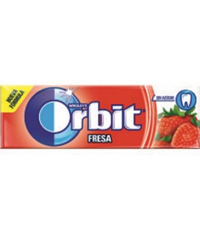 Orbit Chicles Fresa 30un