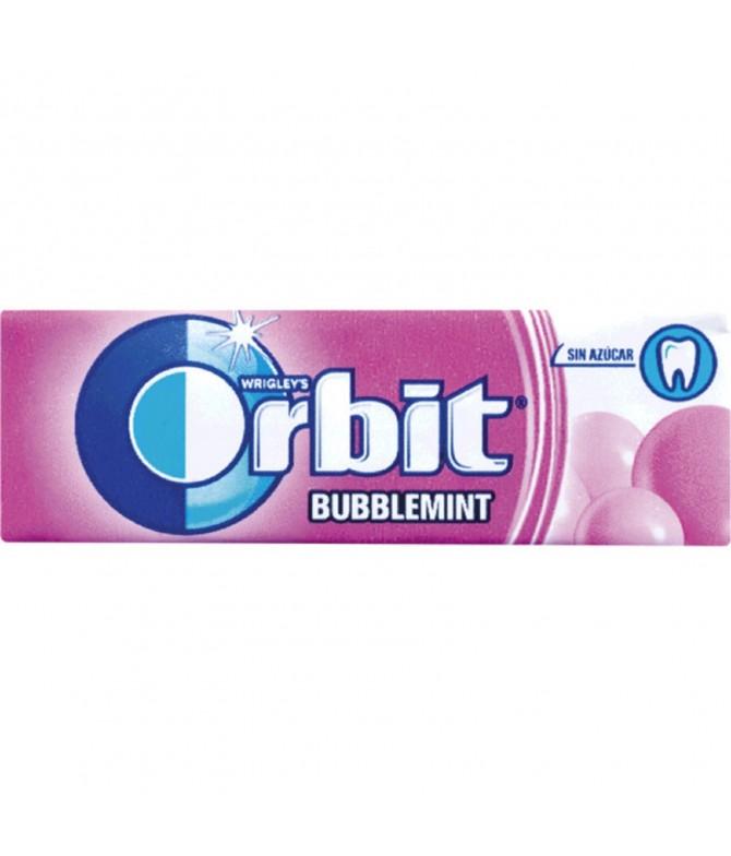 Orbit Chicles Bubblemint 30un
